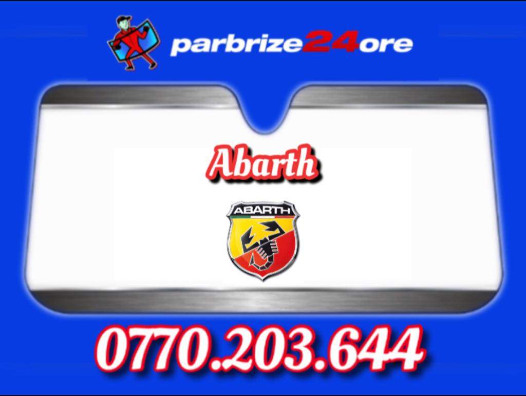 parbrize abarth