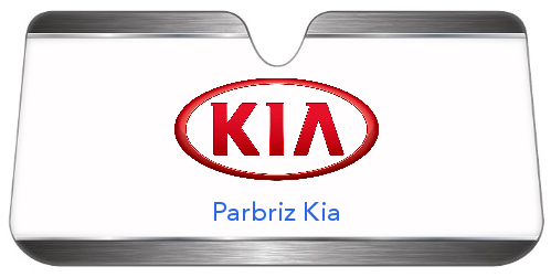 Pret parbriz KIA